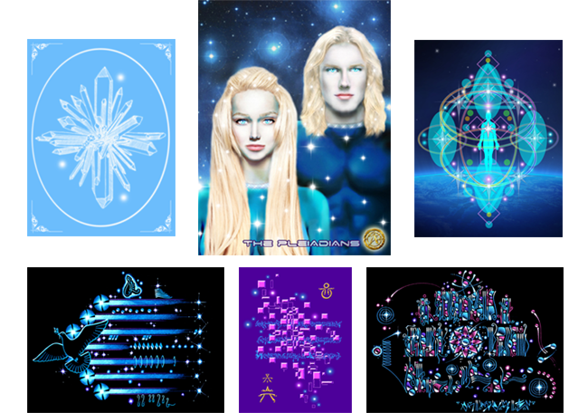Pleiadian Symbol Code Activation Follow-Along – LightQuest International