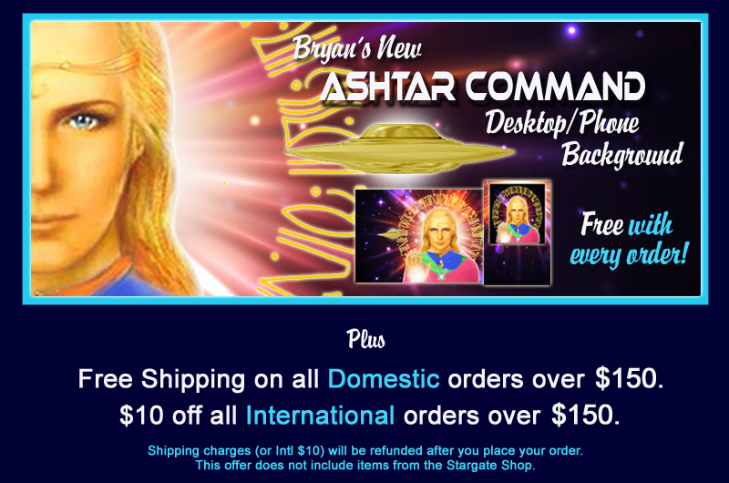 Ashtar Command Desktop / Phone Background Image