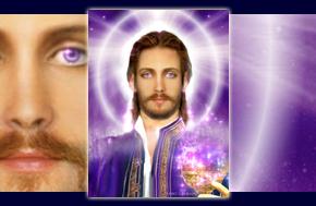 D27 Saint Germain - Ascended Masters - Violet Flame